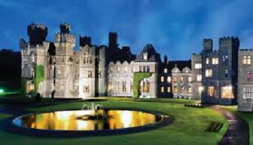 Travel Ireland Irish Castle Honeymoon In Ireland