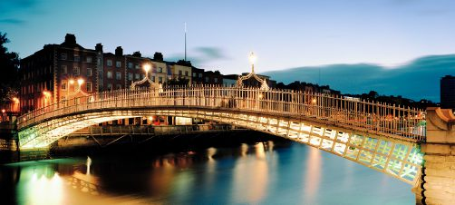 Dublin City - Capital of Ireland