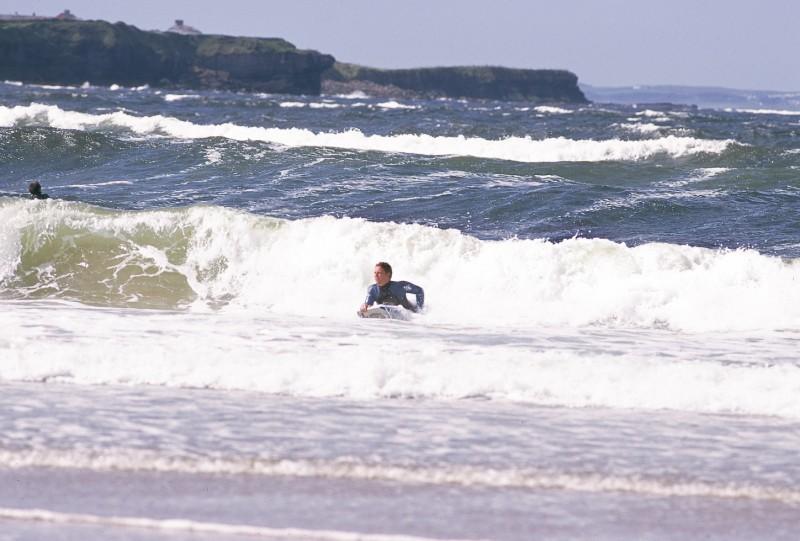 Surf the Wild Atlantic Way - Surfing Holidays Ireland