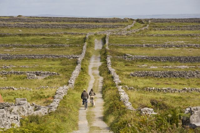 Aran Islands - Quaint Ireland, Dun Aonghasa