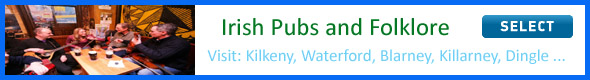 Irish Pubs and Folklore Tour