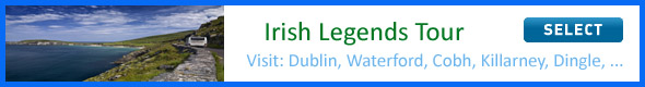 Legends of Ireland Tour