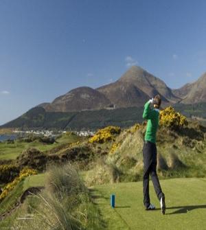 Create your own golf tour Ireland