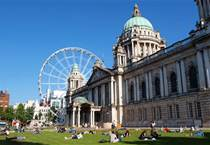 Vist Belfast city