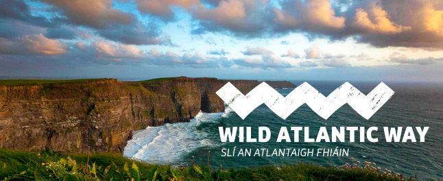 Wild Atlantic Way Tour - Ireland car hire